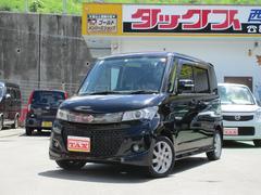 沖縄の中古車 スズキ パレットSW 車両価格 104万円 リ済込 平成24年 5.5万K ブラック