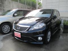 沖縄の中古車 ホンダ エディックス 車両価格 79万円 リ済込 平成21年 7.4万K ブラック
