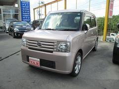 沖縄の中古車 ダイハツ ムーヴコンテ 車両価格 64万円 リ済込 平成21年 8.0万K ピンク