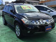 沖縄の中古車 日産 ムラーノ 車両価格 59万円 リ済込 平成17年 12.5万K ブラック