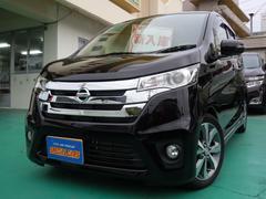 沖縄の中古車 日産 デイズ 車両価格 97万円 リ済込 平成27年 4.4万K ブラックM