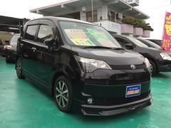 沖縄の中古車 トヨタ スペイド 車両価格 97万円 リ済込 平成24年 6.6万K ブラックM