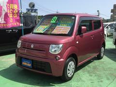 沖縄の中古車 スズキ MRワゴン 車両価格 68万円 リ済込 平成24年 4.4万K ピンクM