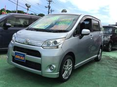 沖縄の中古車 ダイハツ ムーヴ 車両価格 78万円 リ済込 平成24年 2.7万K シルバーM