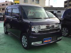 沖縄の中古車 トヨタ ピクシススペース 車両価格 78万円 リ済込 平成24年 1.6万K ダークブルーM