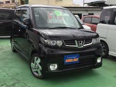沖縄の中古車 ホンダ ゼストスパーク 車両価格 74万円 リ済込 平成24年 2.1万K ブラックM