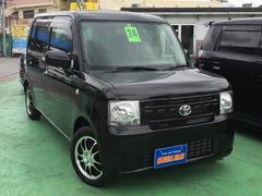 沖縄の中古車 トヨタ ピクシススペース 車両価格 68万円 リ済込 平成24年 4.1万K ブラックM
