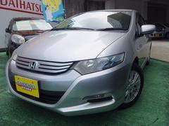 沖縄の中古車 ホンダ インサイト 車両価格 59万円 リ済込 平成22年 9.2万K シルバー