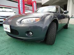 沖縄の中古車 マツダ ロードスター 車両価格 58万円 リ済込 平成18年 5.1万K グレーM