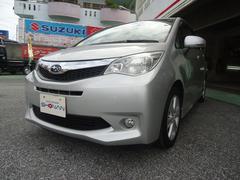 沖縄の中古車 スバル トレジア 車両価格 69万円 リ済込 平成23年 7.8万K シルバーM