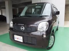 沖縄の中古車 日産 モコ 車両価格 72万円 リ済込 平成23年 5.2万K ブラウンM