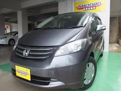 沖縄の中古車 ホンダ フリード 車両価格 69万円 リ済込 平成22年 8.7万K グレーM