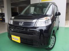 沖縄の中古車 ホンダ ライフ 車両価格 61万円 リ済込 平成23年 5.6万K ブラックM
