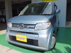 沖縄の中古車 ホンダ ゼスト 車両価格 54万円 リ済込 平成22年 8.3万K ブルーM