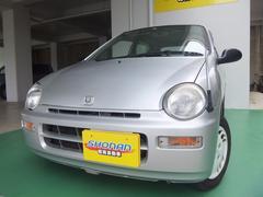 沖縄の中古車 ホンダ トゥデイ 車両価格 36万円 リ済込 平成9年 7.1万K シルバーM
