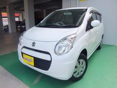 沖縄の中古車 スズキ アルト 車両価格 44万円 リ済込 平成24年 5.7万K ホワイト