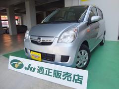 沖縄の中古車 ダイハツ ミラ 車両価格 44万円 リ済込 平成24年 7.4万K シルバーM