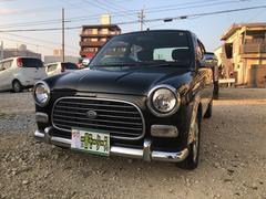 沖縄の中古車 ダイハツ ミラジーノ 車両価格 25万円 リ済込 平成13年 11.8万K DグリーンII