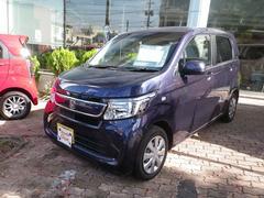 沖縄の中古車 ホンダ N−WGN 車両価格 123.8万円 リ済別 平成28年 0.3万K ブルー
