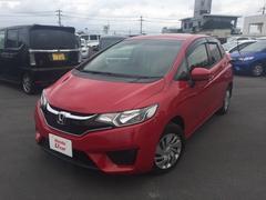 沖縄の中古車 ホンダ フィット 車両価格 129.8万円 リ済込 平成28年 0.8万K レッドM