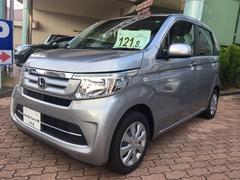 沖縄の中古車 ホンダ N−WGN 車両価格 121.8万円 リ済込 平成28年 0.3万K シルバーM