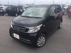 沖縄の中古車 ホンダ N−WGN 車両価格 121.8万円 リ済別 平成28年 0.5万K ブラック