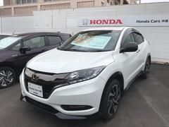 沖縄の中古車 ホンダ ヴェゼル 車両価格 226.8万円 リ済別 平成28年 0.7万K ホワイト