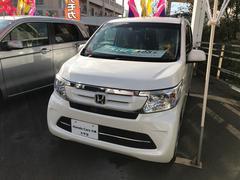沖縄の中古車 ホンダ N−WGN 車両価格 123.8万円 リ済別 平成29年 0.5万K ホワイト