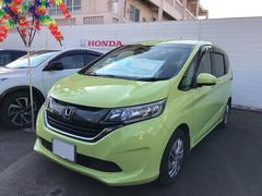 沖縄の中古車 ホンダ フリード 車両価格 218.8万円 リ済別 平成28年 0.7万K グリーン