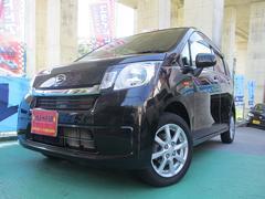 沖縄の中古車 ダイハツ ムーヴ 車両価格 90万円 リ済込 平成26年 1.6万K ブラックM