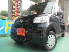 沖縄の中古車 ダイハツ タント 車両価格 47.8万円 リ済込 平成21年 7.6万K ブラックM