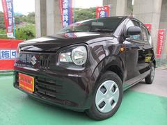 沖縄の中古車 スズキ アルト 車両価格 69.8万円 リ済込 平成27年 1.8万K ブラウンM