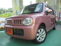 沖縄の中古車 スズキ アルトラパン 車両価格 47.8万円 リ済込 平成23年 9.2万K ピンクM