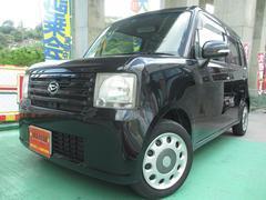 沖縄の中古車 ダイハツ ムーヴコンテ 車両価格 54.3万円 リ済込 平成22年 7.7万K ブラックM