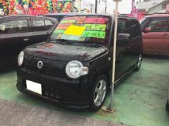 沖縄の中古車 ダイハツ ミラココア 車両価格 54万円 リ済込 平成22年 9.0万K ブラック