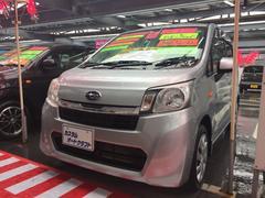 沖縄の中古車 スバル ステラ 車両価格 68万円 リ済込 平成25年 4.7万K シルバー