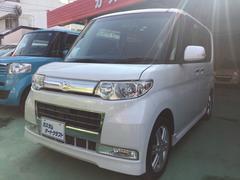 沖縄の中古車 ダイハツ タント 車両価格 68万円 リ済込 平成21年 8.3万K パールホワイト