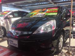 沖縄の中古車 ホンダ フィットシャトルハイブリッド 車両価格 97万円 リ済込 平成24年 8.2万K ブラック