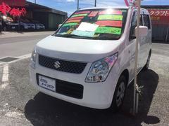 沖縄の中古車 スズキ ワゴンR 車両価格 48万円 リ済込 平成24年 7.4万K ホワイト