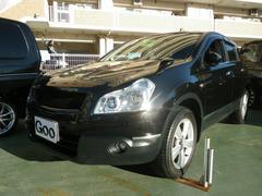 沖縄の中古車 日産 デュアリス 車両価格 63万円 リ済込 平成19年 8.4万K ブラック