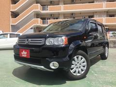 沖縄の中古車 ホンダ クロスロード 車両価格 79万円 リ済込 平成21年 9.2万K ブラック