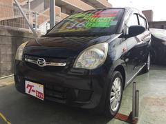 沖縄の中古車 ダイハツ ミラ 車両価格 38万円 リ済込 平成22年 10.1万K ブラックM