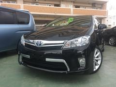 沖縄の中古車 トヨタ SAI 車両価格 138万円 リ済込 平成24年 6.2万K ブラック