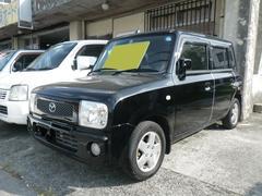 沖縄の中古車 マツダ スピアーノ 車両価格 25万円 リ済込 平成17年 10.9万K ブラック