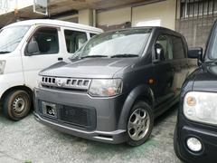 沖縄の中古車 日産 オッティ 車両価格 30万円 リ済込 平成19年 13.6万K ガンM