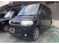 沖縄の中古車 ダイハツ タント 車両価格 35万円 リ済込 平成19年 10.5万K ブラック
