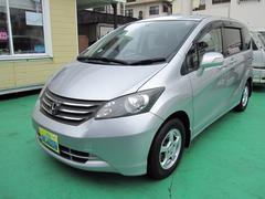沖縄の中古車 ホンダ フリード 車両価格 49万円 リ済込 平成20年 12.5万K シルバーM
