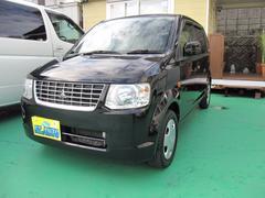 沖縄の中古車 三菱 eKワゴン 車両価格 35万円 リ済込 平成21年 9.9万K ブラックM