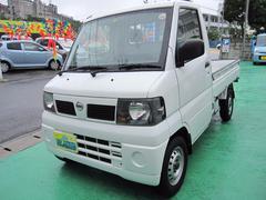 沖縄の中古車 日産 クリッパートラック 車両価格 29万円 リ済込 平成18年 16.7万K ホワイト