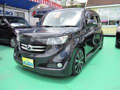 沖縄の中古車 トヨタ bB 車両価格 49万円 リ済込 平成20年 10.7万K ブラックM